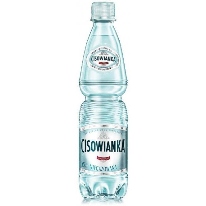 Woda CISOWIANKA 0.5L (12szt) niegazowana, gnk0600233