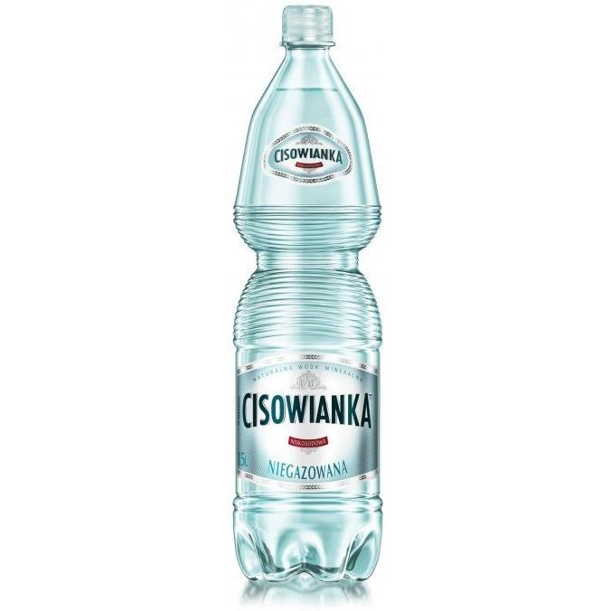 Woda CISOWIANKA 1.5L (6szt) niegazowana, gnk0610233