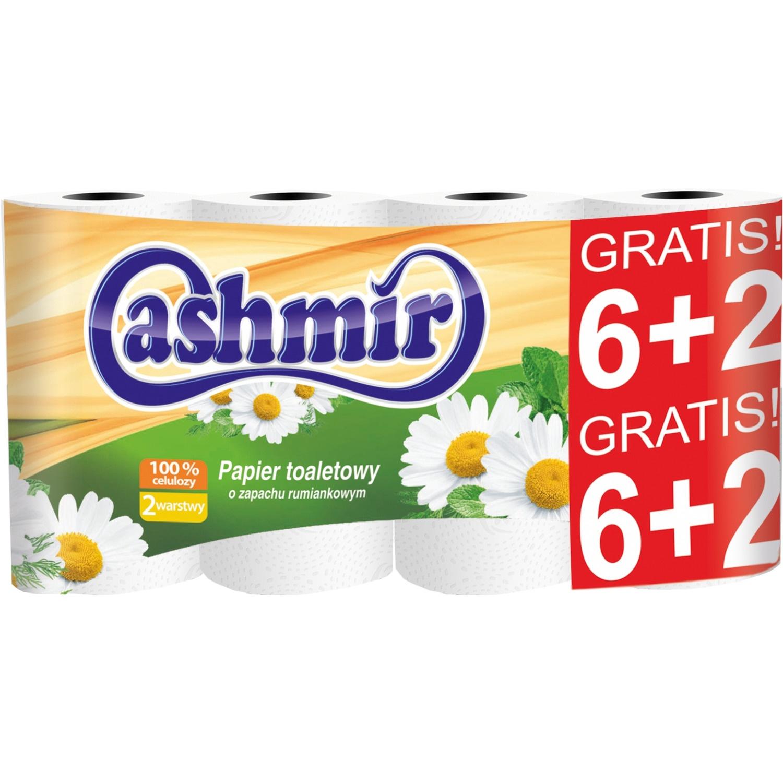 Papier toaletowy A. 6+2 rumianek 164852 CASHMIR, pak1080136
