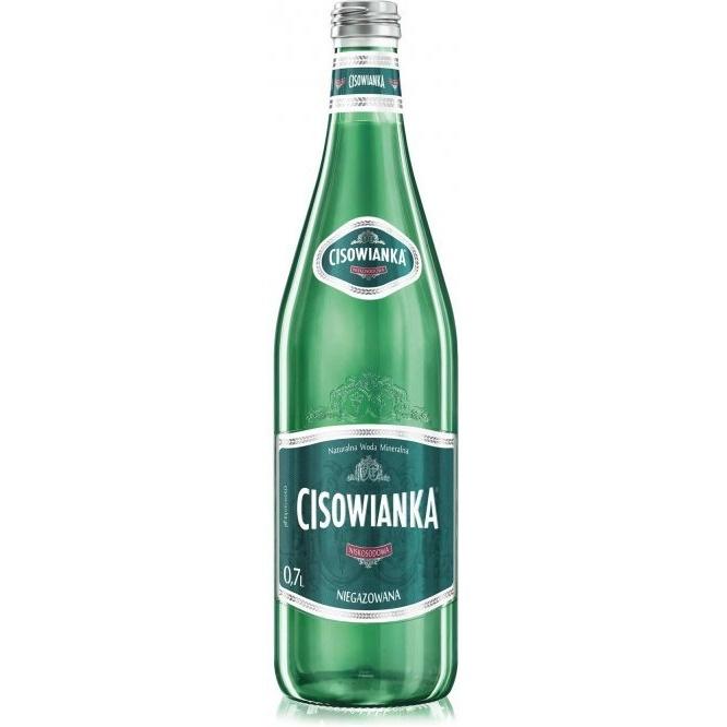 Woda CISOWIANKA 0.7l Classique niegazowana szkło, gnk0870233