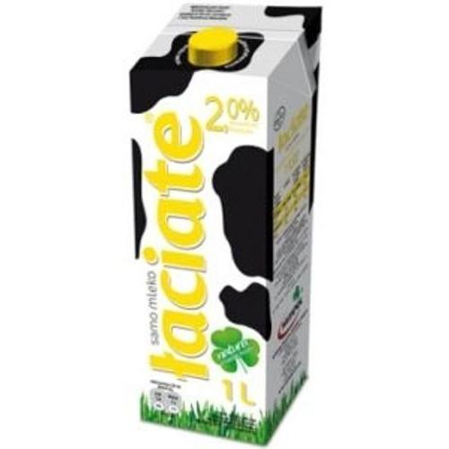 Mleko ŁACIATE UHT 2% 1L, gnk0430235