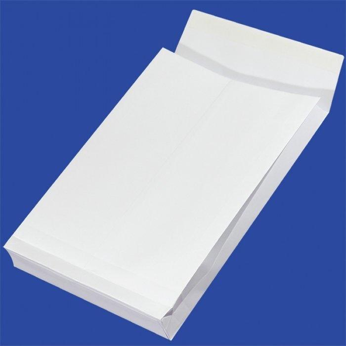 Koperty C4 HK białe 150g RBD (25szt.) NC z rozszerzanymi bokami, kpk1600070