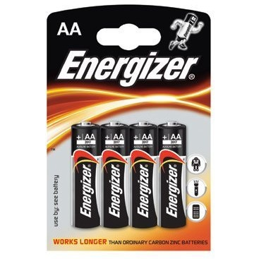 Bateria alkaliczna ENERGIZER INTELLIGENT AA/LR6 (4szt), bak0030272