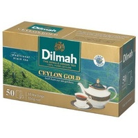 Herbata DILMAH CEYLON GOLD czarna 50t*2g