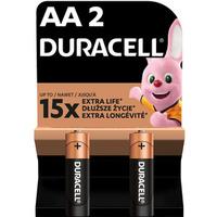 Bateria DURACELL BASIC LR6/AA (2) #4520112
