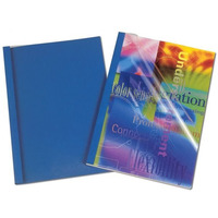 Termookładki PRESTIGE 1.5mm(100)niebieska 53171 FELLOWES