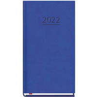 Terminarz Kieszonkowy 2022 - niebieski T-231V-N Michalczyk i Prokop