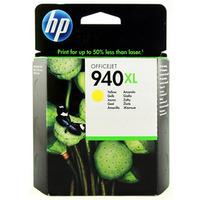 Tusz HP 940XL (C4909AE) żółty 1400str