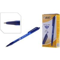 Długopis ROUND STIC CLIC niebieski BIC 926376