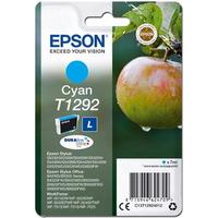 Tusz EPSON T1292 (C13T12924012) niebieski 445 SX425W/SX525WD/BX305F/BX320FW
