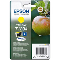 Tusz EPSON T1294 (C13T12944012) żółty 445str SX425W/SX525WD/BX305F/BX320FW