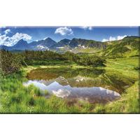 Kalendarz Trójdzielny z główką (T07) PANORAMA - krem 380 x 990 mm TELEGRAPH