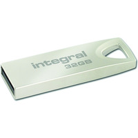Pamięć USB INTEGRAL 32GB 2.0 ARC metal INFD32GBARC