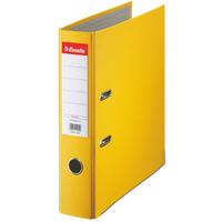 Segregator ekonomiczny A4/75mm żółty 10782 ESSELTE