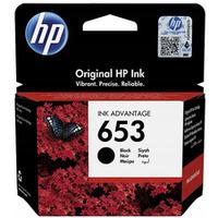 Tusz HP 653 (3YM75AE) czarny 360str