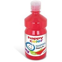 Farba TEMPERA Premium 500ml ciemnoczerwona HAPPY COLOR HA 3310 0500-26