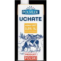 Mleko UCHATE POLMLEK UHT 2% 1l