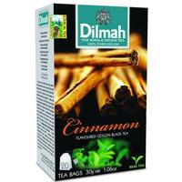 Herbata DILMAH AROMAT CYNAMON 20t*1, 5g czarna
