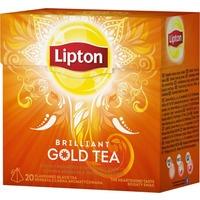 Herbata#LIPTON PIRAMID Gold Tea (20 saszetek) Wycofane