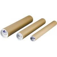 Tuba kartonowa długość 31cm szerokość 6cm 50020 LENIAR