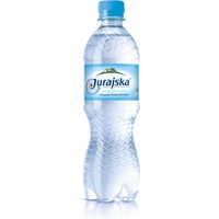 Woda mineralna JURAJSKA 0, 5L (12szt) niegazowana