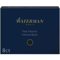 Naboje WATERMAN(8) czarne /30 S0110850