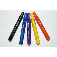 Marker wodoodporny N50-C niebieski PENTEL