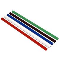 Listwy wsuwane 15mm-75kartek zielone (50sztuk) ARGO