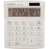 Kalkulator CITIZEN SDC-810-NR-WH biały