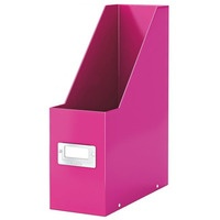 Pojemnik na czasopisma LEITZ różowy Click & Store 60470023