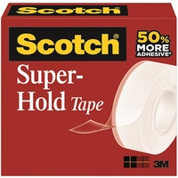 Taśma klejąca Super-Hold, super mocna, 19mm x 25, 4m Scotch 700K-EU