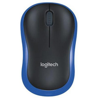 Mysz bezprzewodowa LOGITECH optyczna M185 blue 910-002239