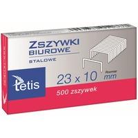 Zszywki biurowe hd 23/10 500szt. GZ102-A TETIS
