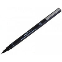 Cienkopis kreślarski UNI PIN 02-200 0.2mm czarny