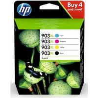 Tusz HP 903XL (3HZ51AE) cz+ni+pu+żół 4szt