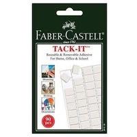 Masa mocująca TACK-IT 50g biała FABER-CASTELL 589150 FC