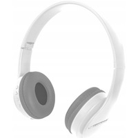 Słuchawki bluetooth białe BANJO EH222W