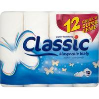 Papier toaletowy biały (12szt.) CLASSIC VELVET