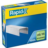 Zszywki RAPID STANDARD 23/15 (1000szt) 24869600