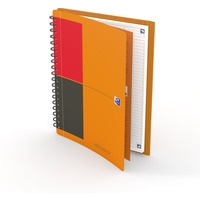 Kołonotatnik MEETINGBOOK B5 80k OXFORD INTERNATIONAL kratka 400080788