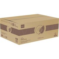 Ręcznik składany typu V-V brązowy 3000składek 2w 24x21cm makulatura Ecobrown ELLIS ECOLINE 2813