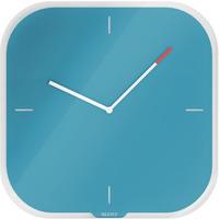 Zegar ścienny Leitz Cosy, niebieski 90170061