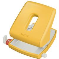 Dziurkacz Leitz Cosy, żółty 50040019