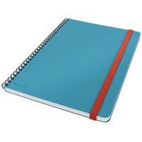 Kołonotatnik Leitz Cosy, kratka, niebieski 44840061