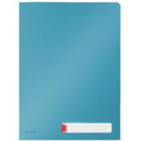 Folder A4 z 3 przegródkami, niebieska 47160061