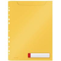 Koszulka o zwiększonej pojemności Leitz Cosy żółta 46680019