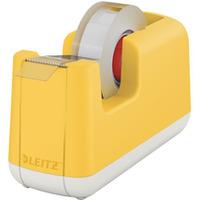 Podajnik taśmy klejącej Leitz Cosy, żółty 53670019