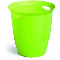 Kosz na śmieci 16l TREND zielony 1701710020 DURABLE