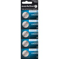 Bateria litowa EVERACTIVE CR2032 blister (5szt)