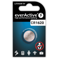 Bateria litowa EVERACTIVE CR1620 blister